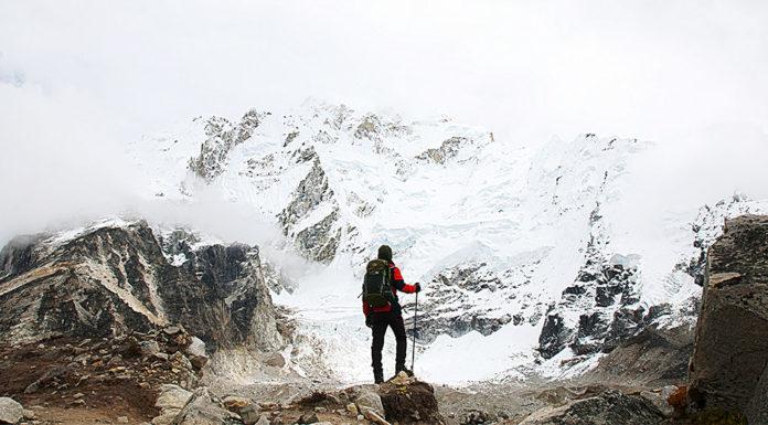 Hanh trinh chinh phuc Island Peak
