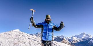 Hanh trinh chinh phuc dinh Mera Peak - Nepal
