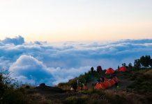 Lich trinh leo nui Rinjani Indonesia